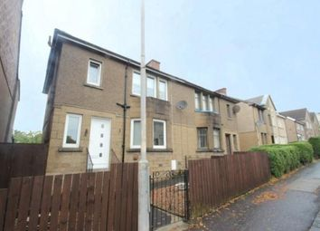 Thumbnail 3 bed semi-detached house for sale in Commonside Street, Airdrie, North Lanarkshire