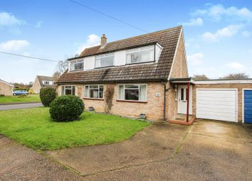 Thumbnail 4 bed detached house to rent in Greenway, Buckden, St. Neots