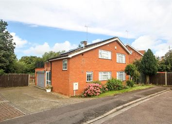 Thumbnail 4 bedroom detached house for sale in Wentworth Drive, Leighton Buzzard