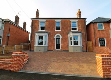 Thumbnail 4 bed detached house for sale in Belle Vue Road, Wivenhoe, Colchester, Essex