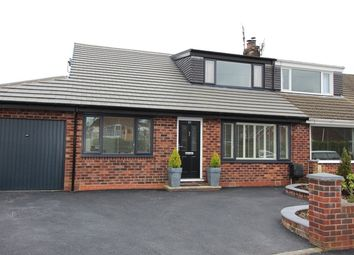 Thumbnail 4 bed semi-detached bungalow for sale in 20 Sandringham Drive, Greenmount, Bury