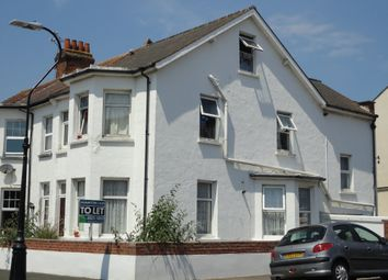 Thumbnail 1 bed flat to rent in Halton Road, Eastbourne