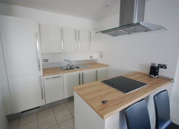 Thumbnail 1 bed flat to rent in Lockhouse, Oval Road, London