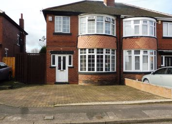 Thumbnail 3 bed semi-detached house for sale in The Grove, Rawmarsh, Rotherham