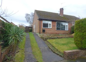 Thumbnail 3 bed bungalow for sale in Brookside Avenue, Sutton, Macclesfield, Cheshire