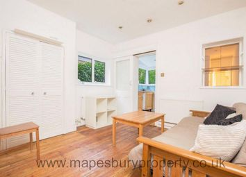 Thumbnail 3 bed flat to rent in Buller Road, London