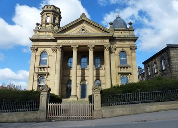 Thumbnail 3 bed flat for sale in Independent Chapel, High Street, Heckmondwike, West Yorkshire.