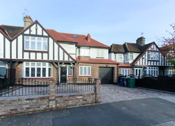 Thumbnail 7 bedroom semi-detached house for sale in Hillside Gardens, Edgware