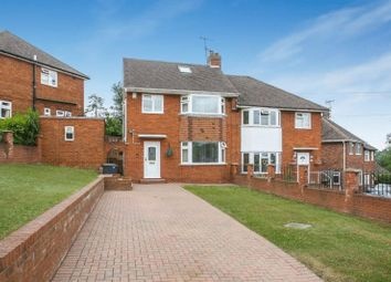 Thumbnail 4 bed semi-detached house for sale in Tenzing Drive, High Wycombe