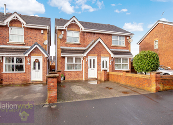 Thumbnail 2 bed semi-detached house for sale in Doris Street, Chorley