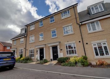 Thumbnail 4 bed town house for sale in Montagu Drive, Saxmundham