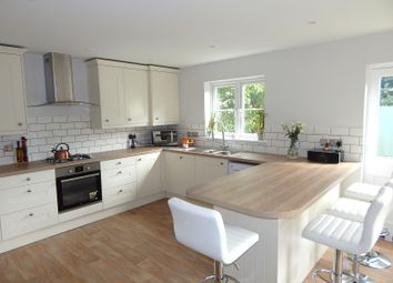 Thumbnail 6 bed detached house for sale in Burrows Close, Southgate, Swansea, West Glamorgan.