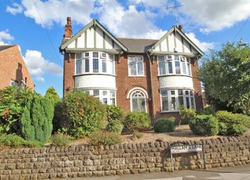 Thumbnail 3 bed detached house for sale in Hallams Lane, Arnold, Nottingham