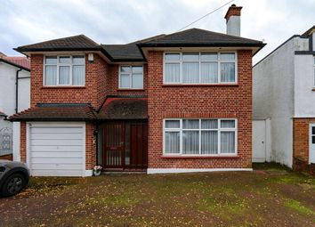 Thumbnail 5 bed detached house for sale in Mount Stewart Avenue, Harrow