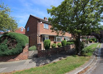 Thumbnail 3 bed semi-detached house for sale in Staindrop Crescent, Darlington