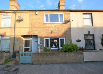 Thumbnail 3 bed terraced house for sale in Salisbury Road, Lowestoft