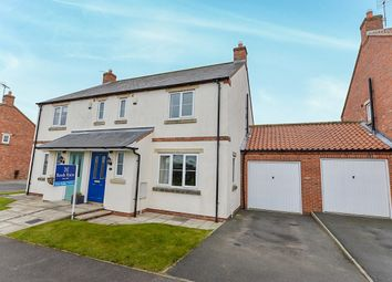 Thumbnail 3 bed semi-detached house for sale in Vicarage Farm Close, Sherburn, Malton