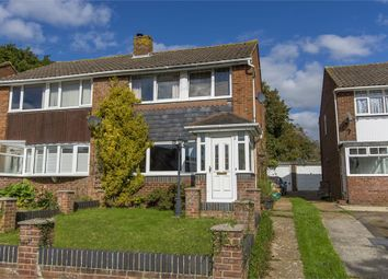 Thumbnail 3 bedroom semi-detached house for sale in The Grove, Sholing, Southampton, Hampshire