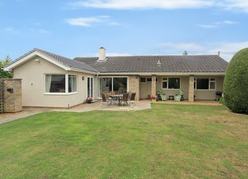 Thumbnail 4 bed detached house for sale in High Street, Rampton, Cambridge