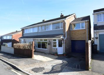 Thumbnail 4 bed semi-detached house for sale in Downleaze, Portishead, Bristol