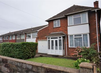 Thumbnail 4 bedroom detached house for sale in Broad Lanes, Bilston