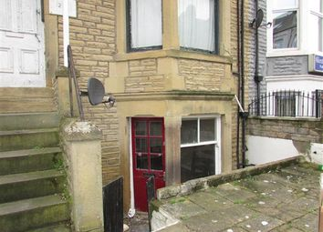 Thumbnail 3 bedroom flat for sale in West End Road Basement Flat, Morecambe