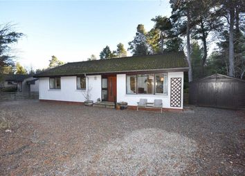Thumbnail 3 bed detached bungalow for sale in Station Road, Carrbridge
