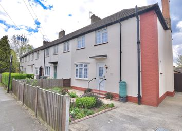 Thumbnail 3 bed end terrace house for sale in Oak Avenue, London