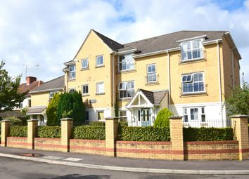 Thumbnail 2 bed flat for sale in Balmoral Court, Windsor Close, Farnborough