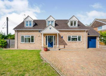 Thumbnail 3 bed detached house for sale in Whittlesford, Cambridge