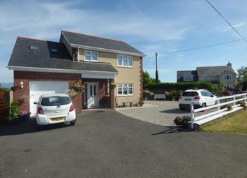 Thumbnail 4 bed detached house for sale in Brynteg, Benllech, Anglesey, Sir Ynys Mon