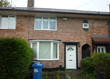 Thumbnail 3 bed town house to rent in Pencombe Road, Huyton, Liverpool