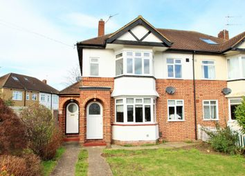 Thumbnail 2 bed maisonette to rent in Warwick Road, Thames Ditton