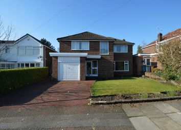 4 bed detached house for sale in Ferndale Avenue, Whitefield, Manchester M45