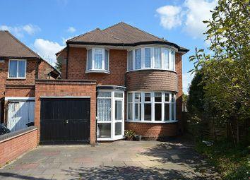 Thumbnail 3 bedroom detached house for sale in Dulvern Grove, Kings Heath, Birmingham