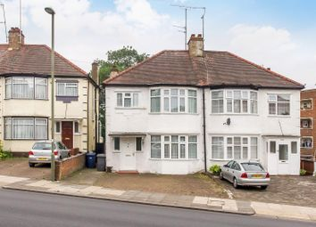 Thumbnail 3 bed semi-detached house for sale in Colney Hatch Lane, Muswell Hill