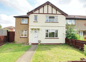 Thumbnail 4 bed end terrace house for sale in Northumberland Avenue, Enfield