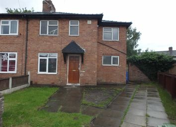 Thumbnail 4 bed semi-detached house for sale in Dean Crescent, Orford, Warrington, Cheshire