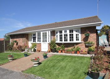 Thumbnail 2 bed detached bungalow for sale in Hogarth Close, Herne Bay