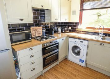 Thumbnail 2 bedroom flat for sale in Greenhill Square, Bonnybridge