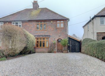 Summerleys Road, Princes Risborough, Buckinghamshire HP27. 3 bed semi-detached house for sale