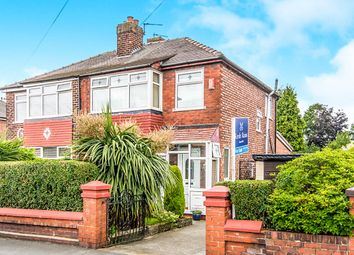 Thumbnail 3 bed semi-detached house for sale in Peveril Road, Salford