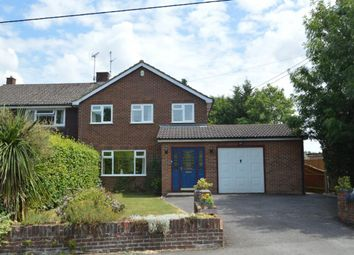 Thumbnail 3 bed semi-detached house for sale in Davis Way, Hurst