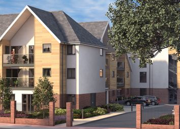 "Thumbnail 1 bed property for sale in ""Apartment Number 13"" at Lansdown Road, Sidcup"