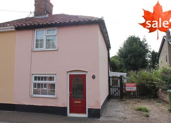 Thumbnail 2 bedroom semi-detached house for sale in Riverside Maltings, Rose Lane, Diss
