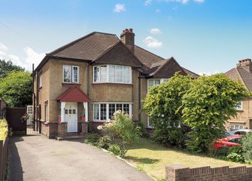 Thumbnail 3 bed semi-detached house for sale in Waverley Way, Carshalton