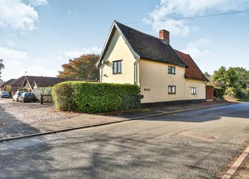 Thumbnail 3 bed cottage for sale in The Street, Shotesham All Saints, Norwich