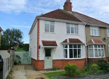 Thumbnail 4 bed semi-detached house for sale in Gladstone Street, Bourne, Lincolnshire