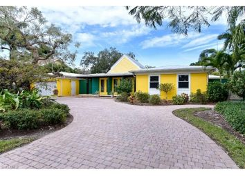 Thumbnail 4 bed property for sale in 595 16th Ave S, Naples, Fl, 34102