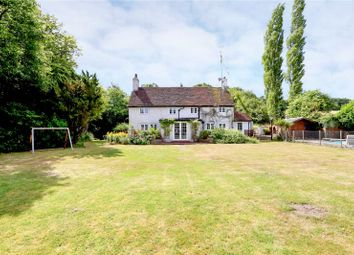 Thumbnail 5 bed detached house for sale in Farnham Road, Sleaford, Bordon, Hampshire